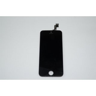 Iphone 5S LCD A++ Display Schwarz Touchscreen Glas Retina Digitizer Komplett set
