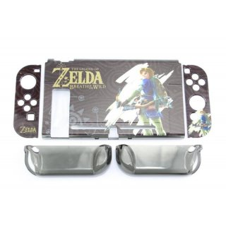 Cartoon Case Modding Für Nintendo Switch Zelda A001 Gehäuse