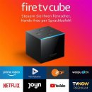 Amazon Fire TV Cube 2 4K inkl. Kodi 18.9 Mega Paket +...