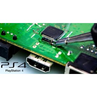 Sony Playstation 4 PS4 Pro Reparatur des HDMI Port Socket Buchse Reparatur
