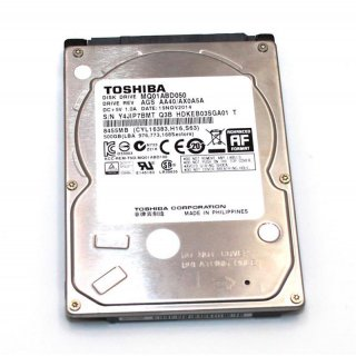 Toshiba 500GB SATA II 2,5 Zoll 5400 RPM Notebook Laptop Festplatte PS4 PS4 HDD