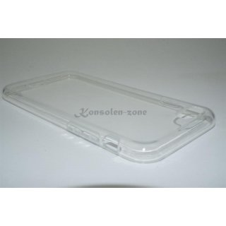 Apple iPhone 7 / 8 Schutzglas + Silikon Hülle 9H Folie Displayfolie Clear Echt Glas Panzerfolie