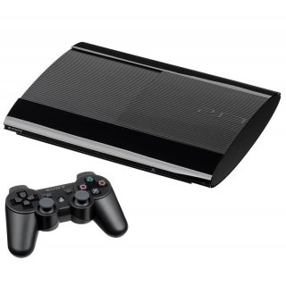 Sony PlayStation 3 super slim 12 GB [inkl. Wireless Controller] [2012] Nein die Konsole hat einen defekt