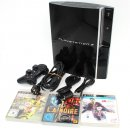 Sony PlayStation 3 80GB [inkl. DualShock Controller]...