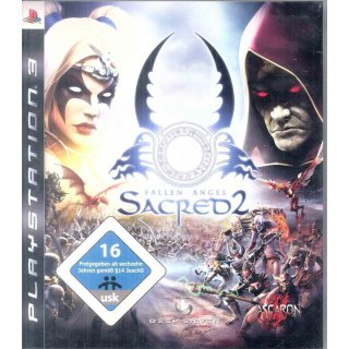 Sacred 2: Fallen Angel - PS3 Spiel PlayStation 3