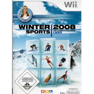 RTL Winter Sports 2008: The Ultimate Challenge gebraucht