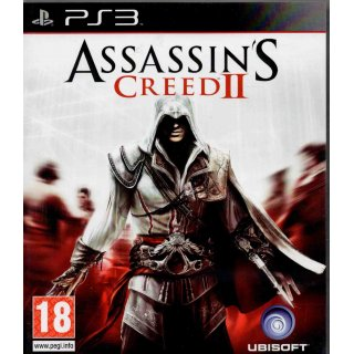 Assassins Creed II - PS3 Spiel PlayStation 3