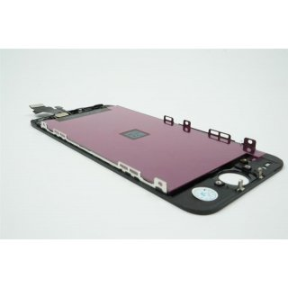 Iphone 5 LCD A++ Display schwarz Touchscreen Glas Retina Digitizer Komplett set + Öffner Kit 8in1