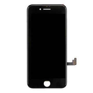 LCD Display Retina für iPhone 7+ Plus Glas Scheibe Komplett Front schwarz + Öffner Kit 9in1
